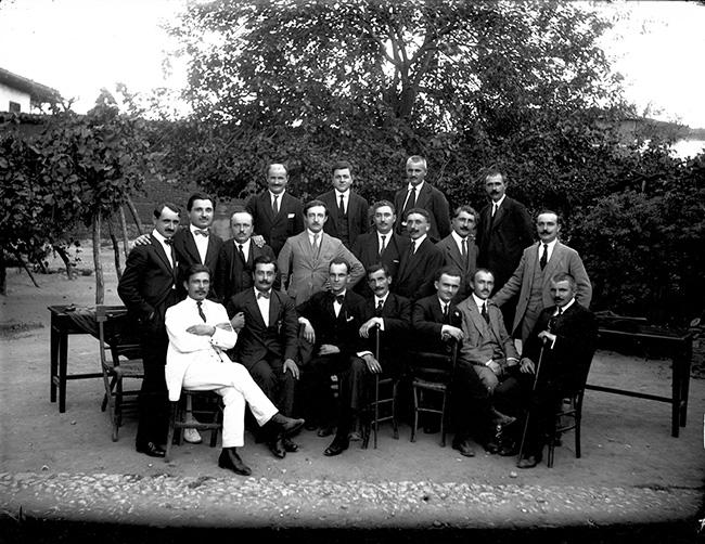 1921 Deputetet e Popullores K. Marubi1921