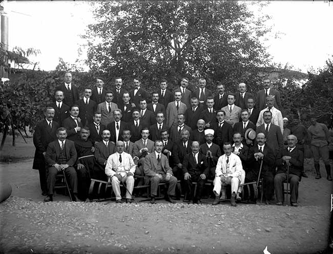 1921 deputetët K[1].Marubi 1921